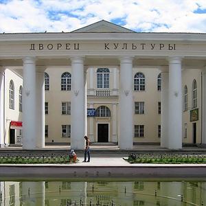 Дворцы и дома культуры Шатков