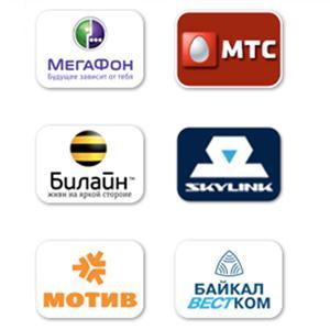 Операторы сотовой связи Шатков