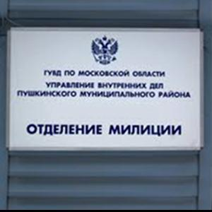 Отделения полиции Шатков