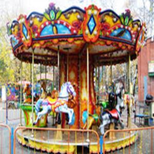 Парки культуры и отдыха Шатков