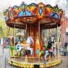 Парки культуры и отдыха в Шатках