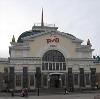 Железнодорожные вокзалы в Шатках