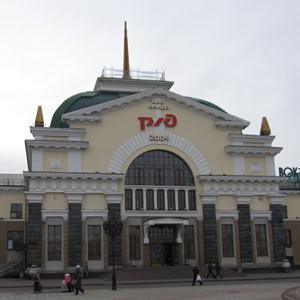 Железнодорожные вокзалы Шатков